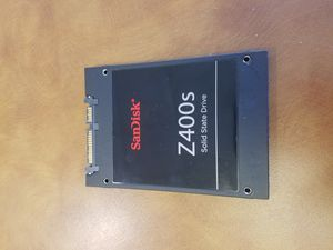 Laptop SOLID STATE HARD DRIVE 256GB. FIRM PRICE!! for Sale in Willoughby, OH