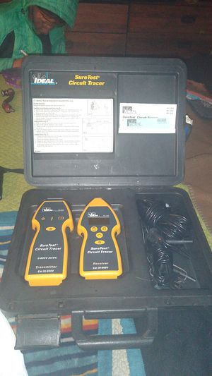 IDEAL Sure Test Circuit Tracer #61-958 for Sale in Fresno, CA
