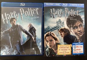 New Harry Potter Blu-ray (#6-7) for Sale in Alafaya, FL