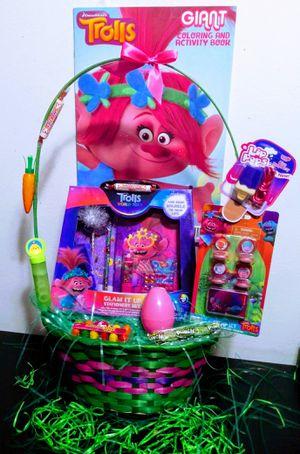 Easter Basket Trolls for Sale in Santa Fe Springs, CA