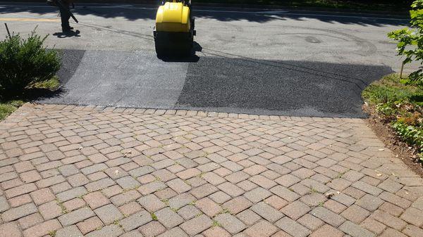 Asphalt Paving Remove & Replace Northern Virginia.