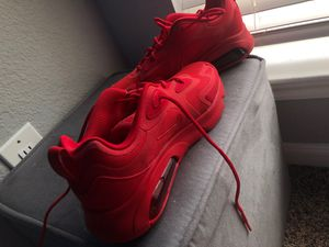 red women nike shoes for Sale in Humble, TX