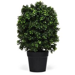 Set 2 Indoor/Outdoor 24 in. Artificial Topiary Ball Tree for Sale in Chino Hills,  CA