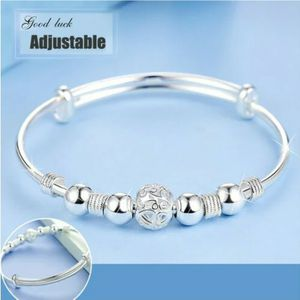 Fashion 925 Sterling Silver Lantern Ball Bracelet for Sale in Haines City, FL