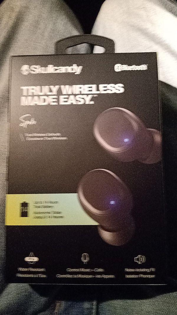 Skullcandy Wireless Sport Headphones