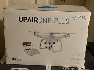 New unopened Upairone plus quadcopter drone 4K gps auto return follow for Sale in York, PA