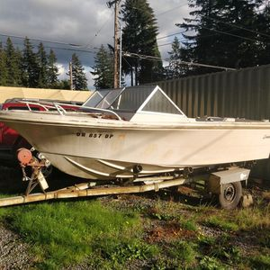 1969 Silverline 17ft Boat for Sale in Oregon City, OR