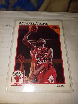 Michael Jordan basketball card for Sale in Riverside, CA