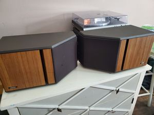 Bose 4.2 Bookshelf Speakers for Sale in Pearland, TX