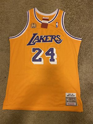 Kobe Bean Bryant Jersey Mitchell N Ness Size XL...New for Sale in Concord, NC
