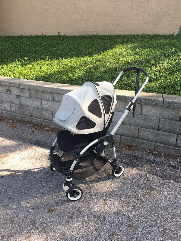 Bugaboo Bee with Breezy canopy