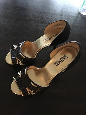 Michael Kors shoes size 5 1/2 like new just like the picture shows! for Sale in Alexandria, VA