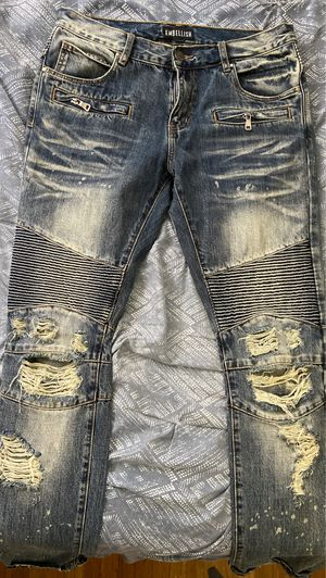 Embellish jeans size 34 for Sale in Hawthorne, CA