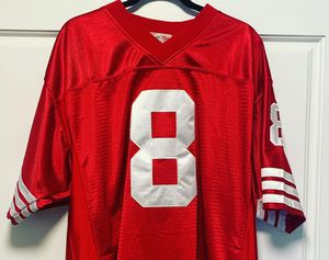 Mitchell and Ness San Francisco 49ers Steve Young Jersey (stitched) for Sale in Martinez, CA