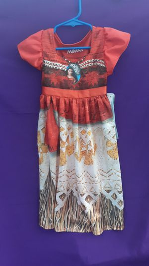 Moana nightgown for Sale in Milwaukie, OR