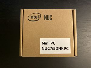 Intel NUC 7 NUC7i5DNKPC for Sale in Bloomingdale, IL