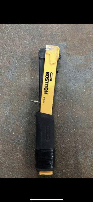 Stanley Bostitch Stapler BHT150 Staple Gun for Sale in Tacoma, WA