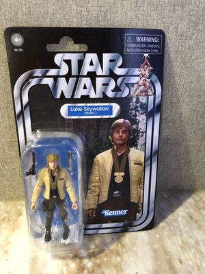 "New Star Wars ""Luke Skywalker(Yavin)"" figure for Sale in Dayton, TX"