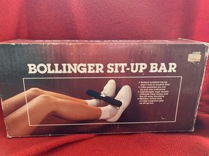 Sit Up Bar! Exercise Equipment - Attach yo Bottom or Door for Sale in Santa Clarita, CA
