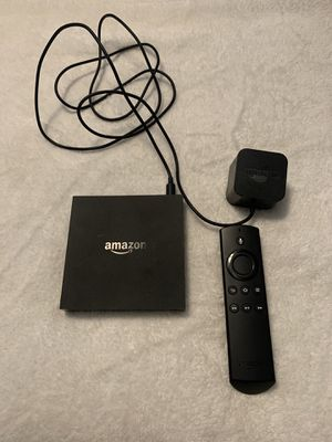 Amazon fire tv 2nd gen, Apple TV 2nd or 3rd gen, nvidia shield tv see below for prices for Sale in Sacramento, CA
