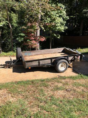 Utility Trailer 7.5' x 10' for Sale in Acworth, GA