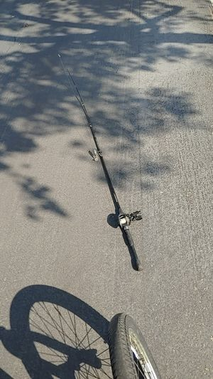 Fishing rod and reel for Sale in Brentwood, CA