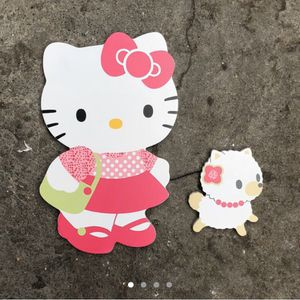 hello kitty sanrio kawaii wall art 2010 for Sale in Los Angeles, CA