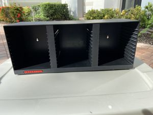 CD/DVD Rack for Sale in Davie, FL