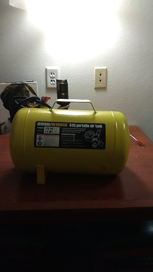 5 Gal. Portable Air Tank for Sale in Houston, TX