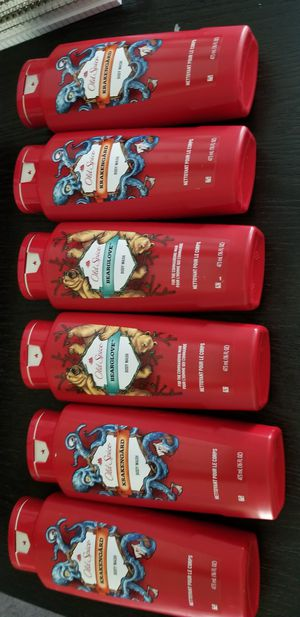 Old spice 16 fl oz $3 each firm price for Sale in Ontario, CA