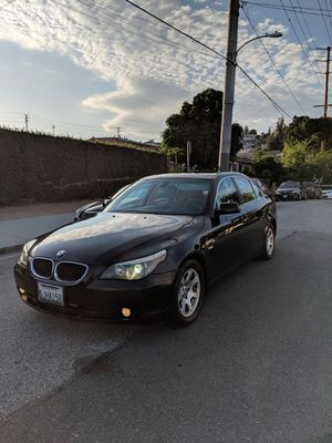 2004 BMW 528i clean title ice cold ac for Sale in Los Angeles, CA