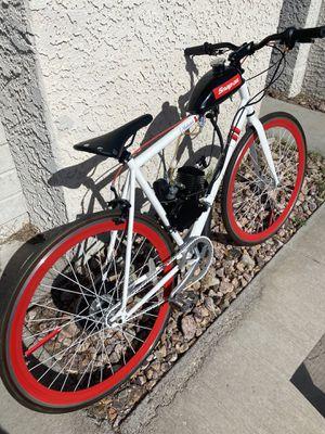 Single bike with motor for Sale in Henderson, NV