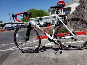 PRICE FIRM Shimano equipped BRAND NEW Genesis road bike 21 speed amazing bike for Sale in Henderson, NV