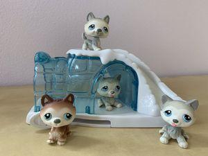 Littlest Pet Shop igloo & snow slide for Sale in Redmond, WA