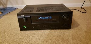 Denon AVR-589 375-Watt 5.1 Channel Home Theater Receiver for Sale in Pingree Grove, IL