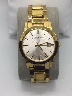 GOLD WATCH BURBERRY for Sale in Knoxville, TN