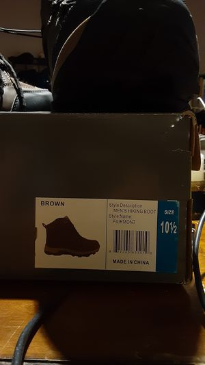 Eddie Bauer work boots for Sale in Baton Rouge, LA