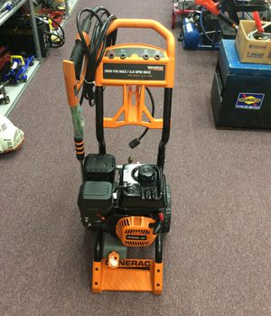 Generac 6596 2800 PSI 2.5GMP Gas Pressure Washer w/ Wand and Tips **LIKE NEW** (19-2253) for Sale in Laurel, MD