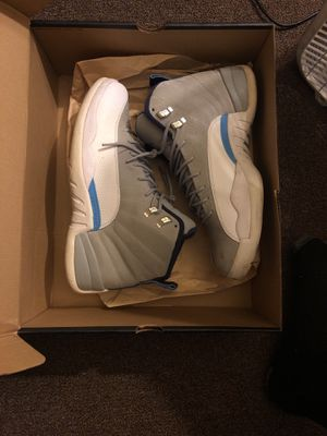 "Air Jordan Retro 12 ""UNC"" for Sale in St. Louis, MO"