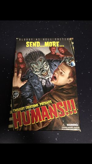 Humans!!! Board game. for Sale in Hillsboro, OR