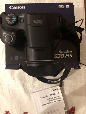 Canon PowerShot SX530HS WiFi Camera for Sale in Wellington, FL