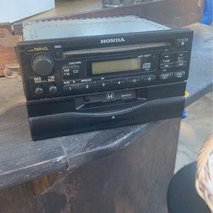 Honda Odyssey Radio for Sale in Long Beach, CA