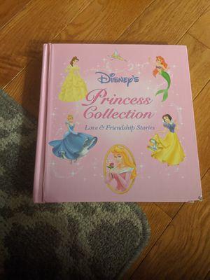 Disney Princess Collection Book for Sale in Harrisonburg, VA