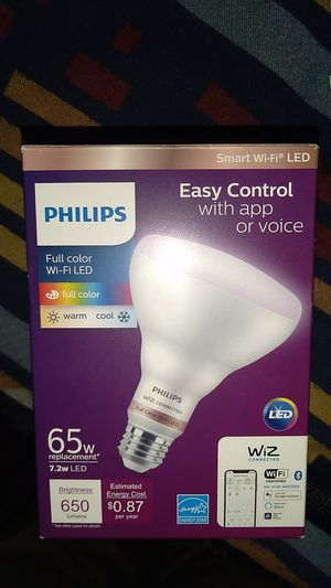 Phillips full color wifi LED for Sale in Costa Mesa, CA