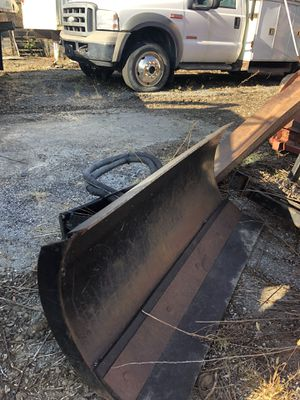 Bobcat plow for Sale in UPPR CHICHSTR, PA