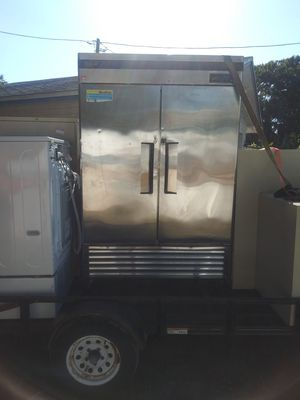 Turbo air deluxe freezer model TSF- 49SD for Sale in Largo, FL