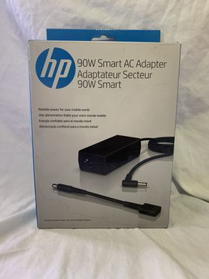 hp Laptop Charger 90W Smart AC Adapter for Sale in Fremont, CA