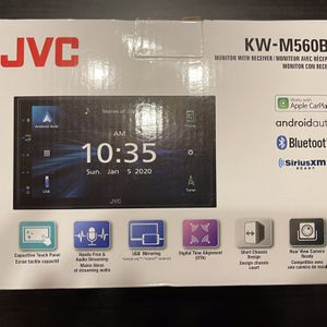 JVC Android/Apple CarPlay Digital Stereo for Sale in New Britain, CT