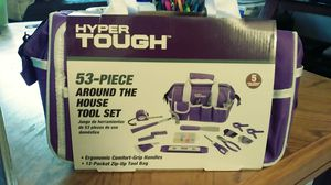 New Hyper Tough 53 piece tool set for Sale in Owatonna, MN