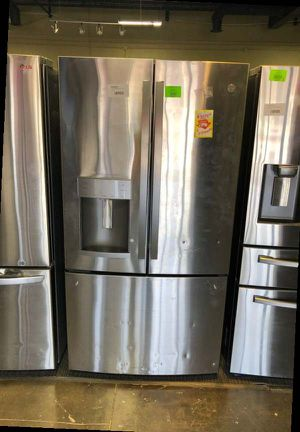 Brand New GE 27.8 Cu Ft Door in Door French Door Refrigerator Y5GS for Sale in Lawndale, CA